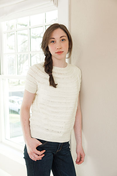 River Walk Pullover Pattern