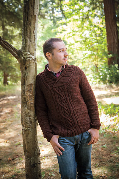 Mountain House Pullover Pattern