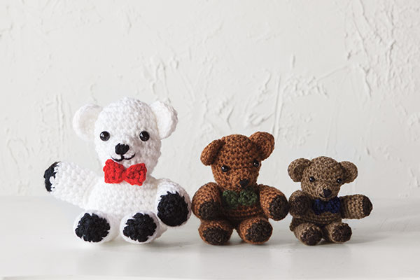 Gentlemen Teddy Pattern
