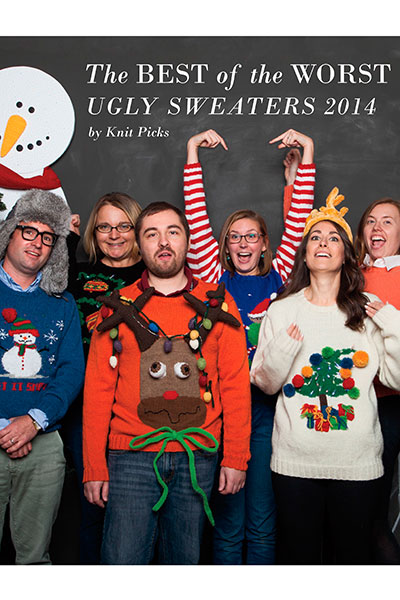 The Best of the Worst - Ugly Sweaters 2014 eBook Pattern