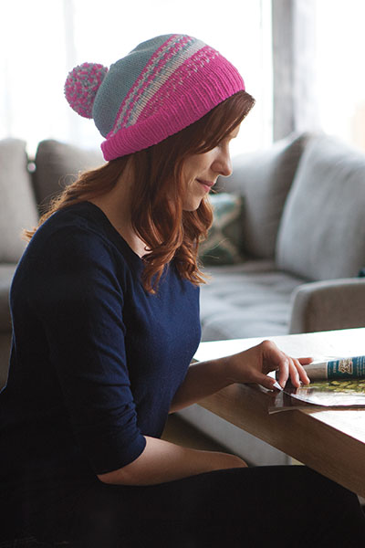 Merrifield Hat Pattern