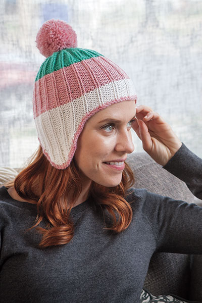 Cheery Amelia Hat Pattern