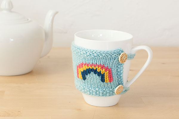 Weather Mug Cozies Pattern