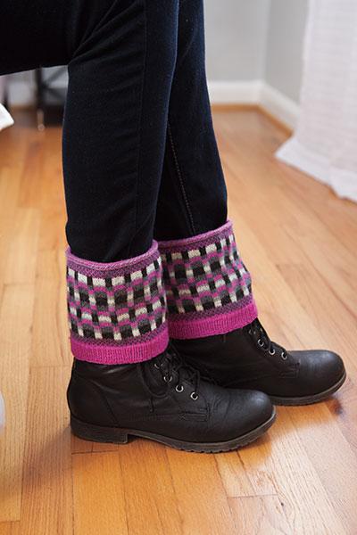 Transitions Boot Cuffs Pattern
