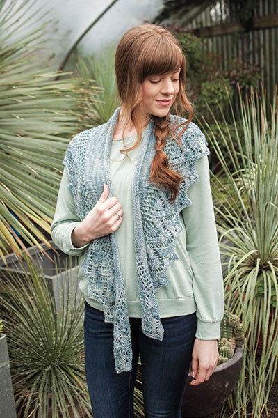 Lenox Shawl Pattern