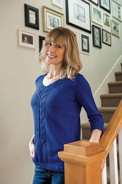 Airy Tunic Pattern