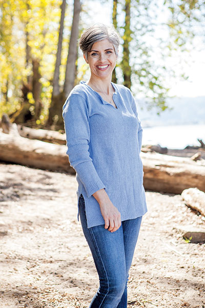 Lantern Light Tunic Pattern