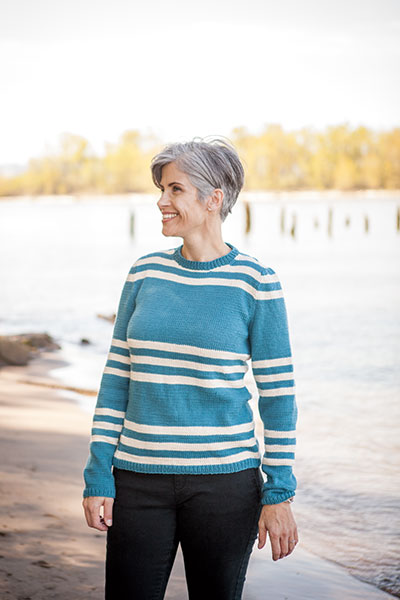 Starboard Pullover Pattern