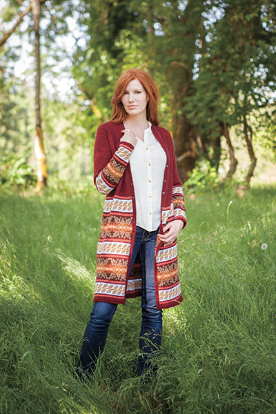 Londonderry Jacket Pattern