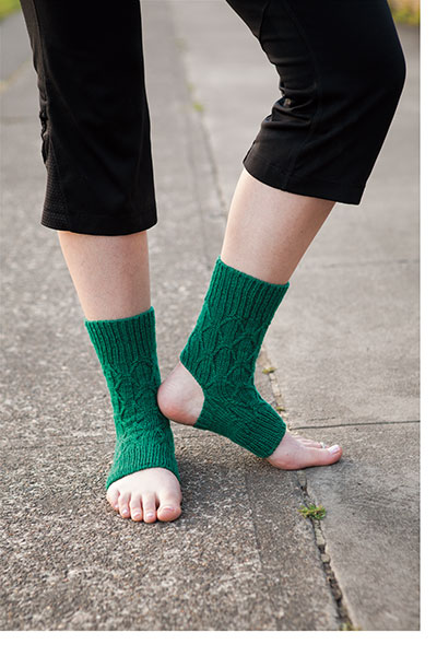 Yogini Socks Pattern