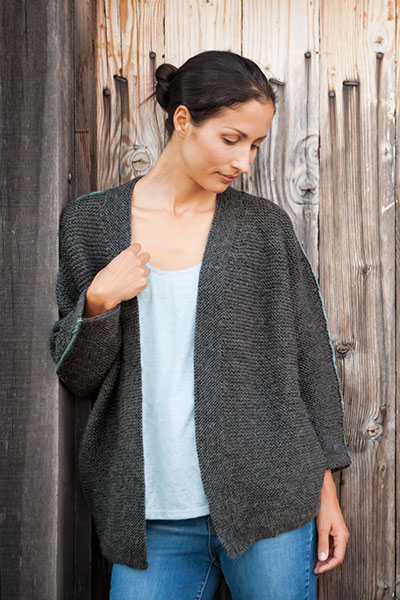 Nineveh Cardigan Pattern