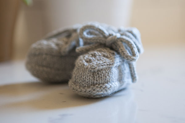 Lottie's Booties Pattern