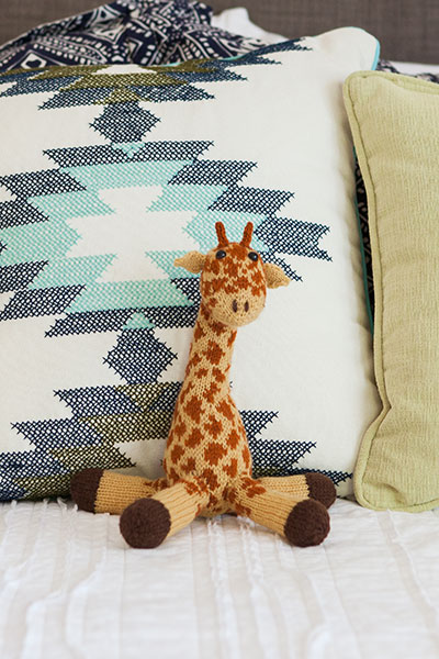 Giselle the Giraffe Pattern