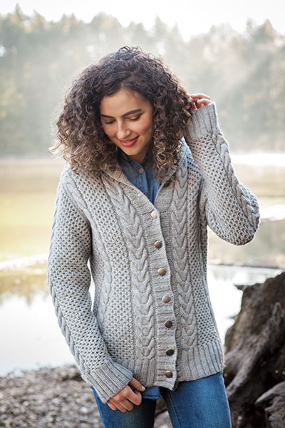 Brigid Cardigan Pattern