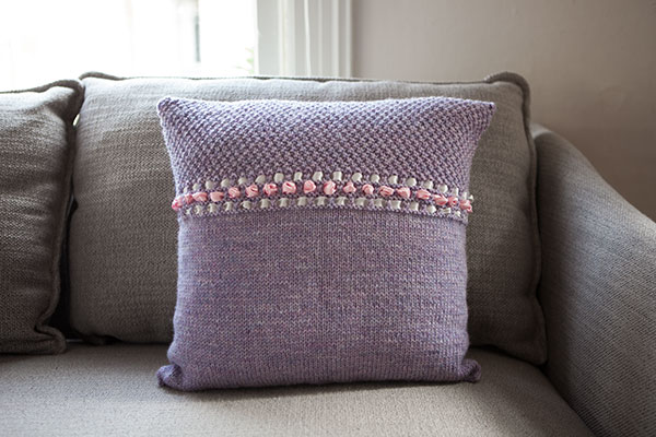 Ingenue Pillow Pattern