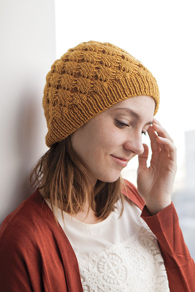 Honeycomb Hat Pattern
