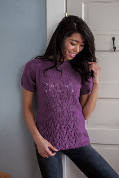 Stiletto Pullover Pattern