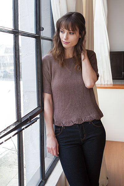 Patou Pullover Pattern