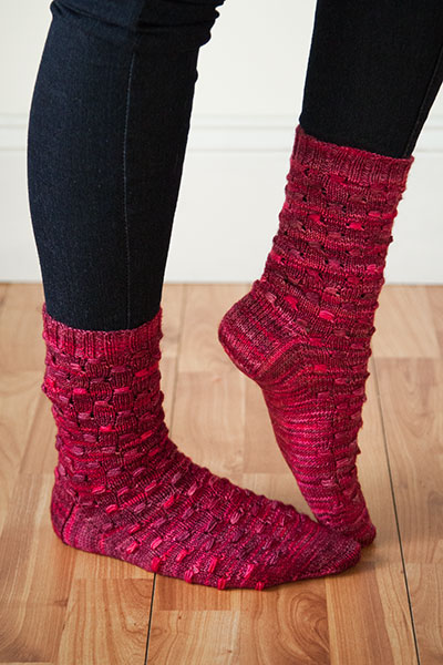 Westney Socks Pattern