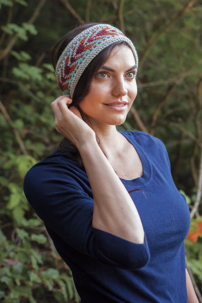 Arrows Headband Pattern