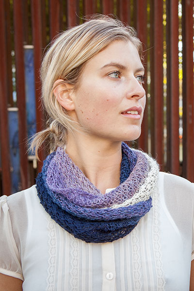 Dissipate Cowl Pattern