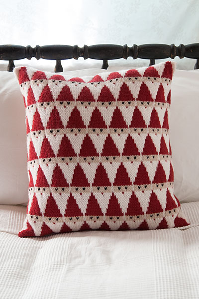 Santa Pillow Pattern