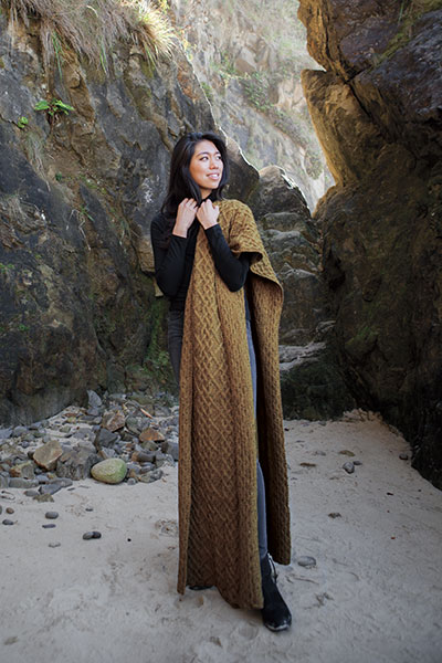 Carrick Shawl Pattern