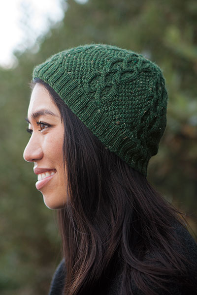 Piney Tweed Hat Pattern