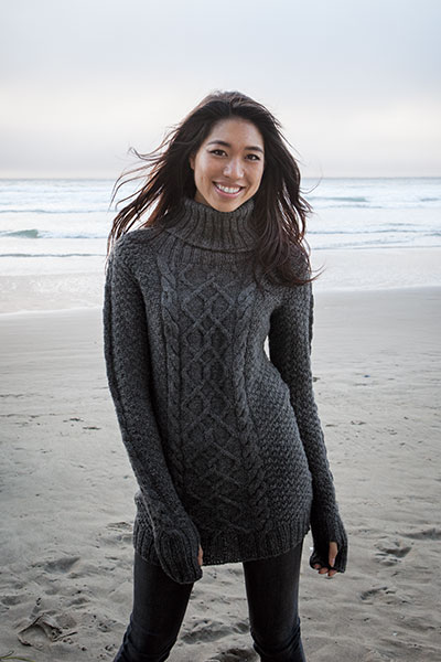 Julie's Sweater Pattern