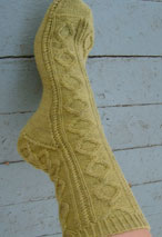Cirque Socks Pattern