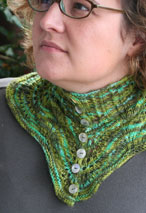 Snuggly Neckwarmer Pattern
