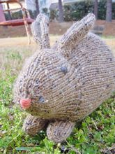 Henry's Rabbit Pattern