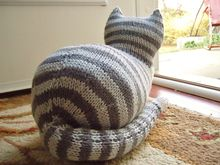 The Parlor Cat Pattern Pattern