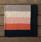 Quadrant Dishcloth Pattern