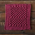 Loganberry Dishcloth Pattern