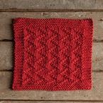 Zickzack Dishcloth Pattern