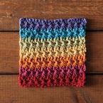 Fruity Loops Crochet Dishcloth Pattern Pattern