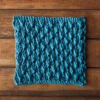 Dancing Shells Crochet Dishcloth Pattern