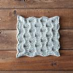 Staccato Dishcloth Pattern