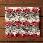 Marguerite Crochet Dishcloth Pattern