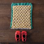 Emerald City Dishcloth Pattern