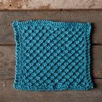 Stargazer Dishcloth Pattern