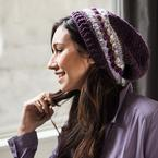 Plum Pudding Slouch Pattern