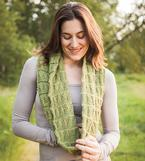 Triangular Cowl Pattern