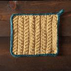 Caerphilly Dishcloth Pattern