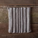 Simple Lines Dishcloth Pattern