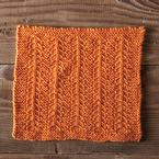 Campfire Dishcloth Pattern