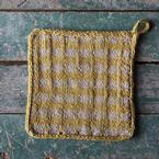 Muiderslot Dishcloth Pattern