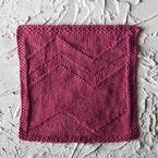 Big Zig Dishcloth Pattern