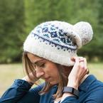Glacier Peak Hat Pattern